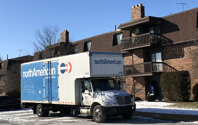 Apartment Moving Company